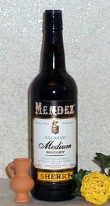 Spanien - Mendez - Sherry Medium