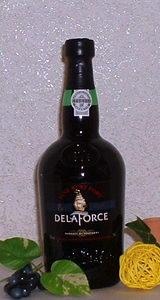 Portugal - Delaforce Fine Ruby Port